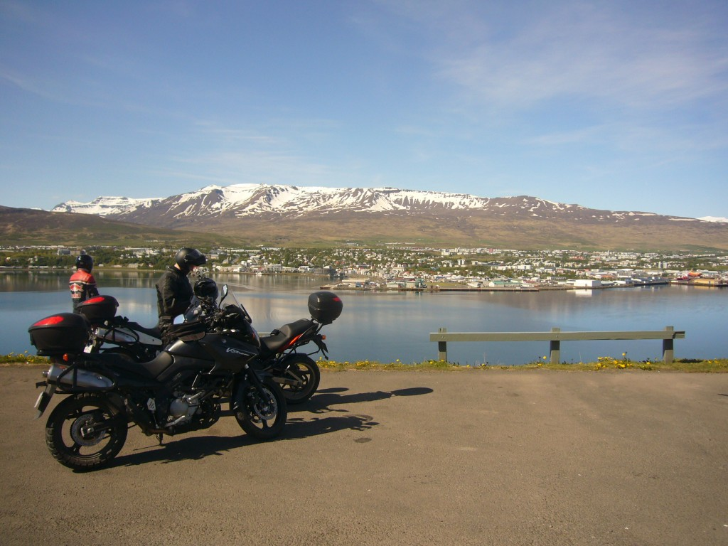 Rent A Motorcycle And Travel Through Iceland Motorcycle