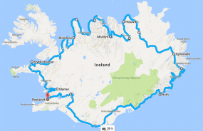 Total Iceland  <span><small>-</small> 10 Days Tour</span>